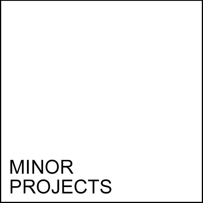 Minor Projects