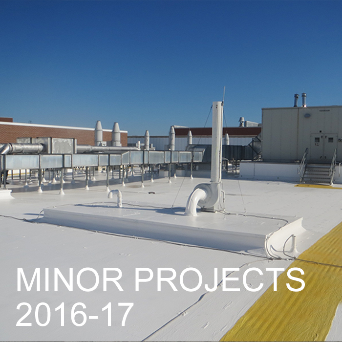 Minor Projects 2016-17